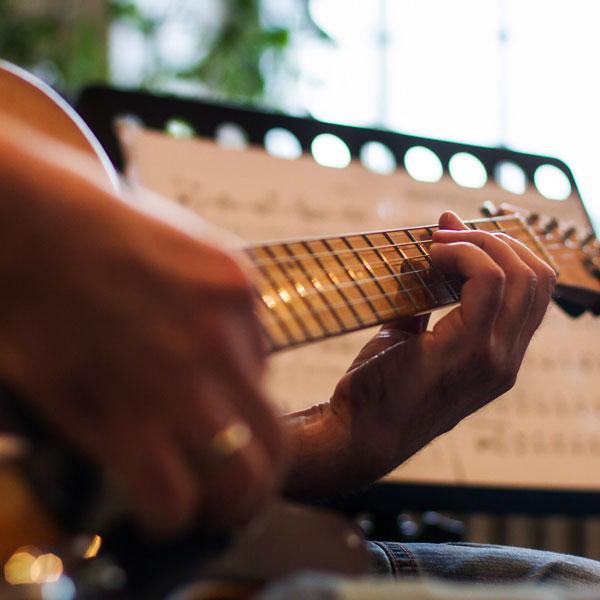 Gitarrenunterricht Augsburg