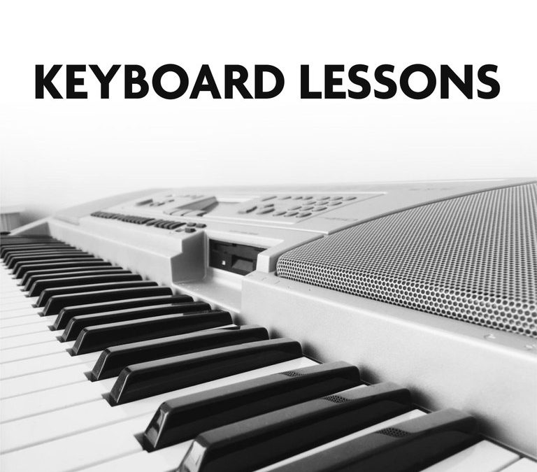 NEU: KEYBOARD LESSONS AM DOWNTOWN MUSIC INSTITUTE