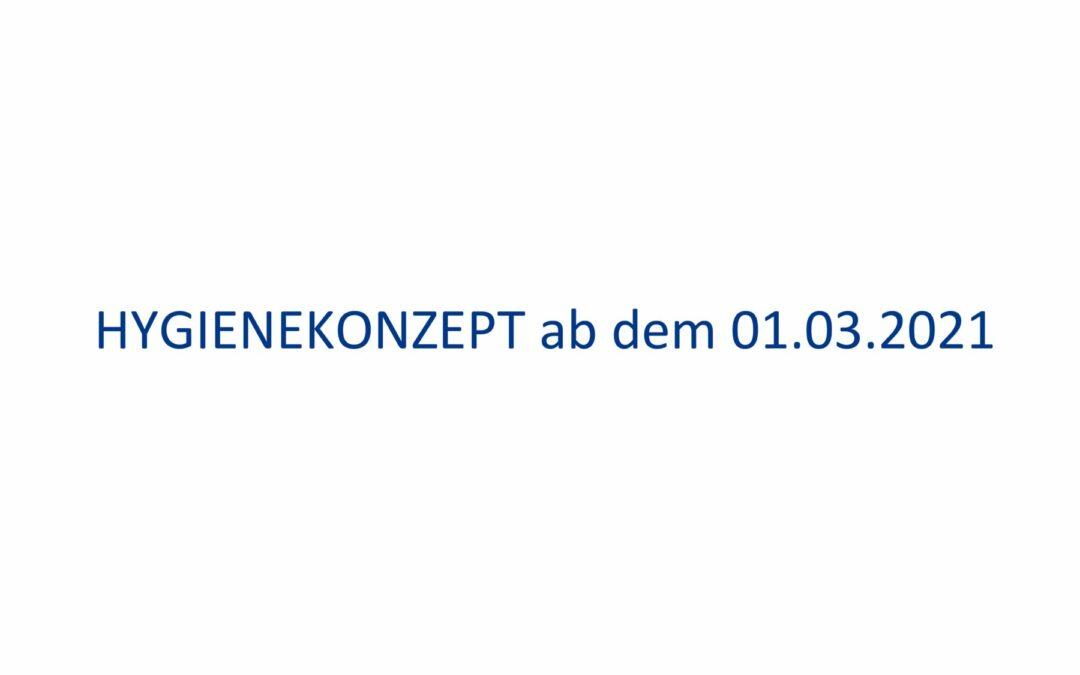 SCHUTZ- UND HYGIENEKONZEPT
