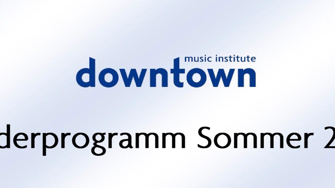 Eventkalender – musikalische Früherziehung – Sommer 2021
